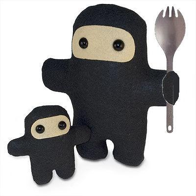 Ninjas-spork