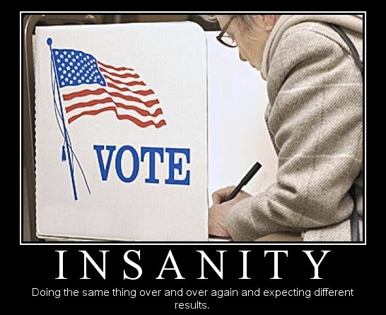 voting insanity