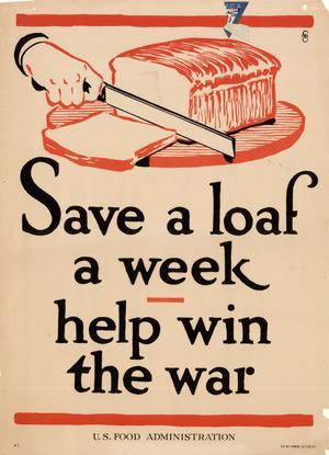 loaf a week