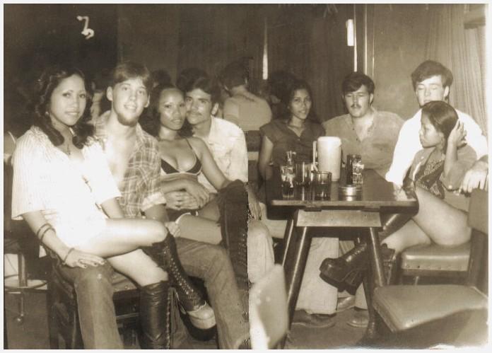 Olongapo bar scene