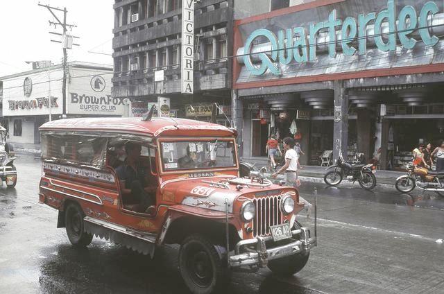 Subic Jeepney