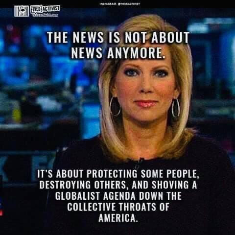 News bias protect destroy globalist agenda USA