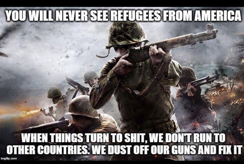 no-refugees-from-america-usa-we-do-not-run-to-other-countries-use-guns-and-fix-it-warrior-patriot-1