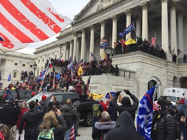 January 6, 2021, Capitol incursion